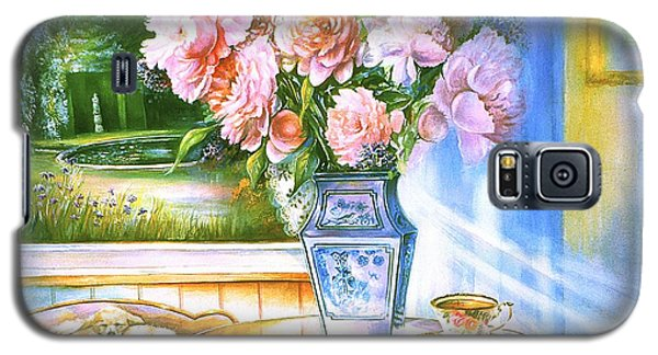 Teatime And Dreams Galaxy S5 Case by Patricia Schneider Mitchell