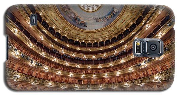 Teatro Colon Performers View Galaxy S5 Case