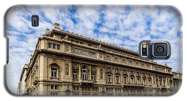 Teatro Colon Galaxy S5 Case