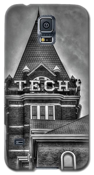 Tech B W Georgia Institute Of Technology Atlanta Georgia Art Galaxy S5 Case
