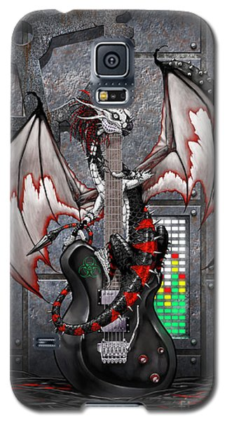 Tech-n-dustrial Music Dragon Galaxy S5 Case