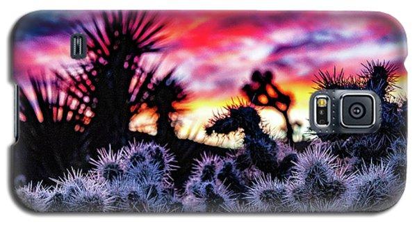 Teddy Bear Cholla Galaxy S5 Case