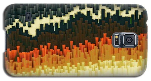 Teeth 030517 Galaxy S5 Case by Matt Lindley