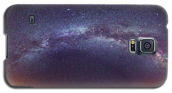 Teide Milky Way Galaxy S5 Case