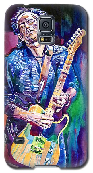 Telecaster- Keith Richards Galaxy S5 Case