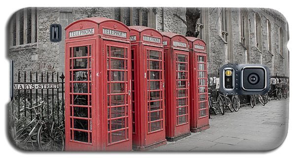 Telephone Boxes Galaxy S5 Case