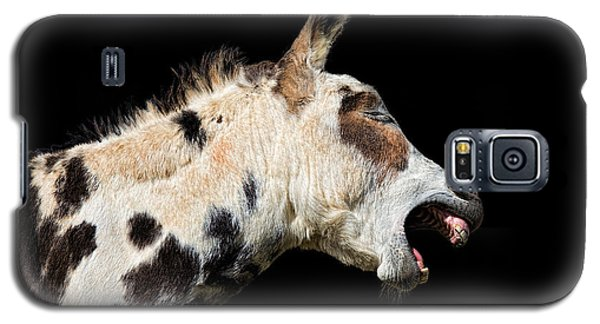Galaxy S5 Case featuring the photograph Tell It Like It Is by Sharon Jones