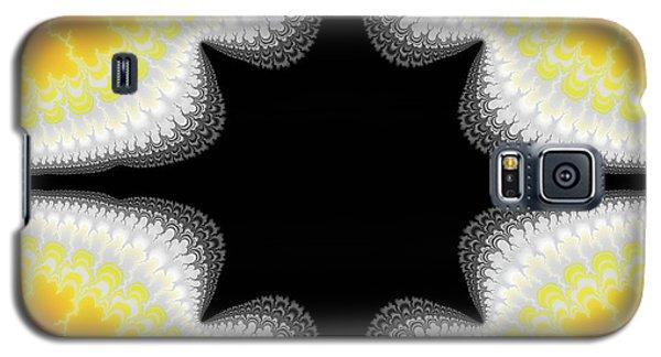 Fractal 7 Center 2x3 Galaxy S5 Case