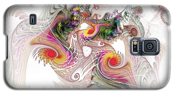 Galaxy S5 Case featuring the digital art Tempest by NirvanaBlues