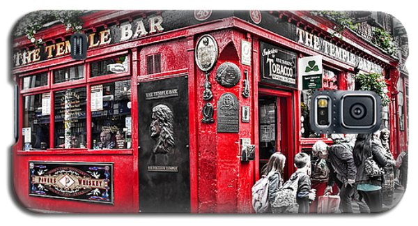 Temple Bar Pub Galaxy S5 Case
