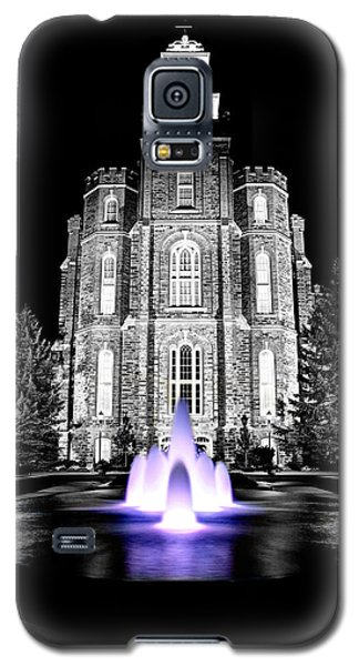Temple Fountain  Galaxy S5 Case