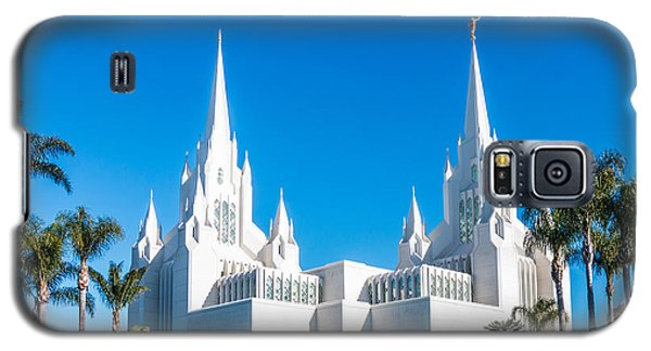 Temple Glow Galaxy S5 Case