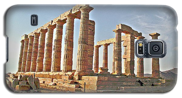 Temple Of Poseidon - Cape Sounion, Greece Galaxy S5 Case