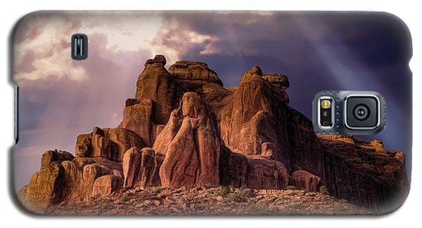 Temple Of Red Stone Galaxy S5 Case