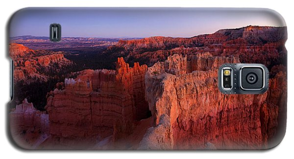 Temple Of The Setting Sun Galaxy S5 Case