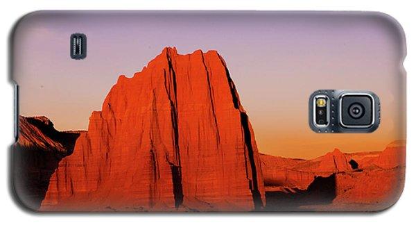 Temple Of The Sun  Galaxy S5 Case