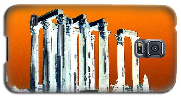 Temple Of Zeus Galaxy S5 Case