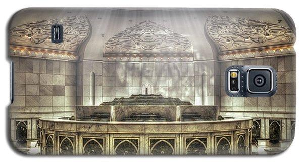 Temple Washroom Galaxy S5 Case