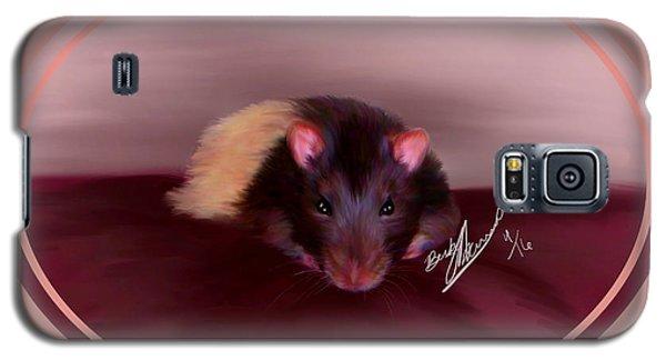 Templeton The Pet Fancy Rat Galaxy S5 Case