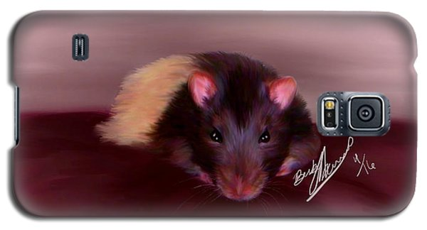 Templeton The Pet Fancy Rat Galaxy S5 Case