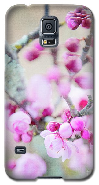 Galaxy S5 Case featuring the photograph Temptation Of Pink by Ivy Ho