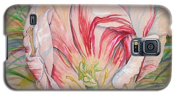Tempting  Tulip Galaxy S5 Case