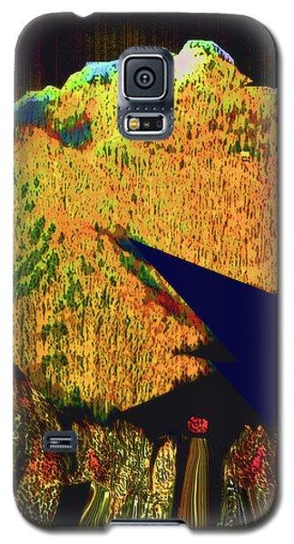 Ten Thousand Trees Sun Descending Galaxy S5 Case