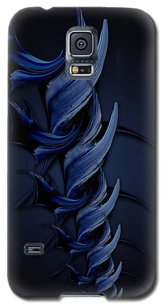 Tender Vision Of Blue Feeling Galaxy S5 Case