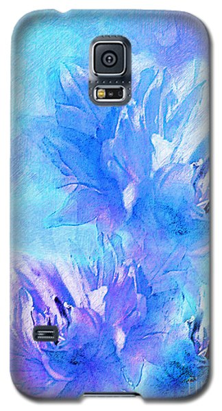 Galaxy S5 Case featuring the digital art Tenderness by Klara Acel