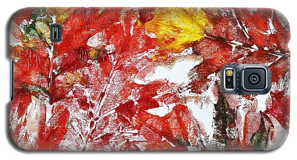 Tenderness Of Autumn Galaxy S5 Case