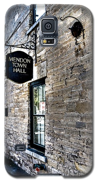 Mendon Town Hall Galaxy S5 Case
