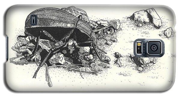 Darkling Beetle Galaxy S5 Case