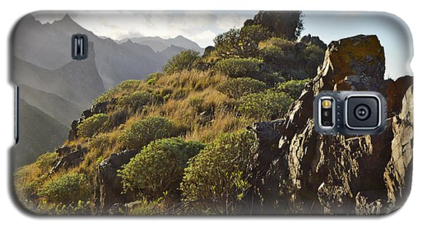 Galaxy S5 Case featuring the photograph Tenerife Canary Islands by Marek Stepan