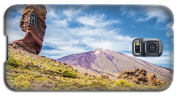 Tenerife Galaxy S5 Case by JR Photography