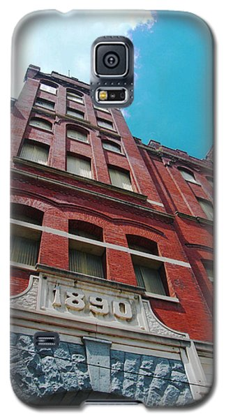 Galaxy S5 Case featuring the photograph Tennennesee Brewery Memphis Tn by Lizi Beard-Ward