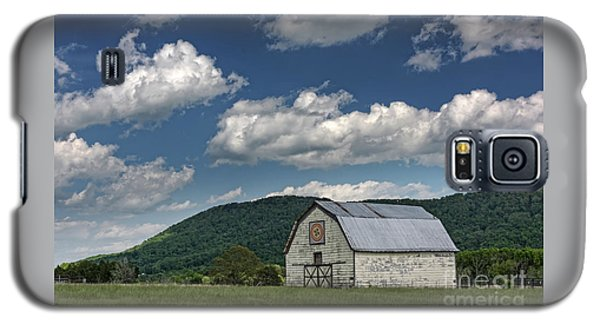 Tennessee Barn Quilt Galaxy S5 Case