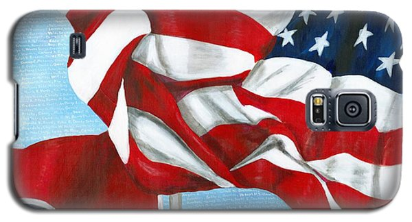 Tennessee Heroes Galaxy S5 Case