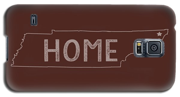 Galaxy S5 Case featuring the digital art Tennessee Home by Heather Applegate