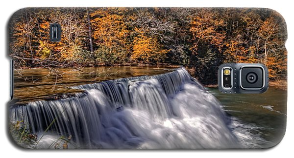 Tennessee Waterfall Galaxy S5 Case