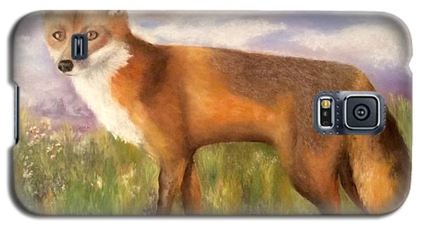 Tennessee Wildlife Red Fox Galaxy S5 Case
