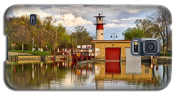 Tenney Lock - Madison - Wisconsin Galaxy S5 Case