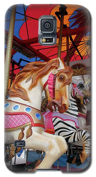 Tented Carousel Galaxy S5 Case