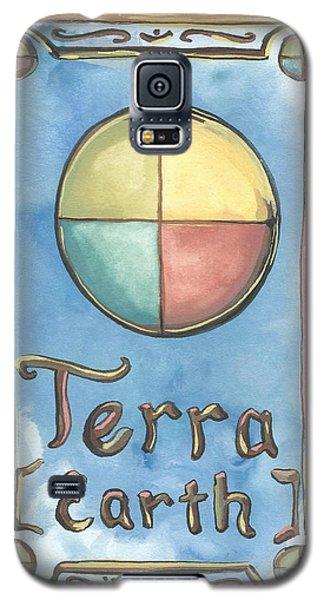 Terra Galaxy S5 Case