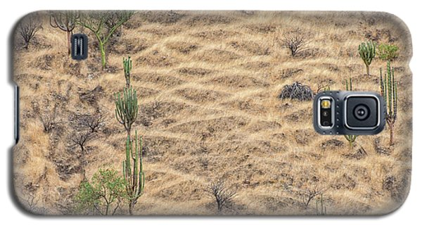 Galaxy S5 Case featuring the photograph Terraced Slope by Britt Runyon