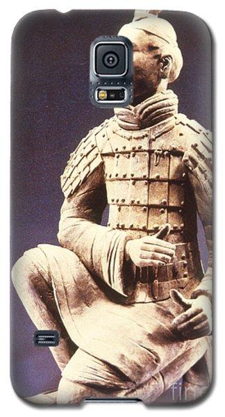 Terracotta Soldier Galaxy S5 Case