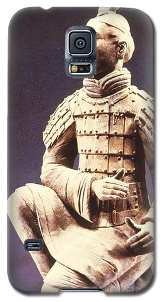 Terracotta Soldier Galaxy S5 Case