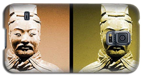 Terracotta Warrior Army Of Qin Shi Huang Di - Royg Galaxy S5 Case
