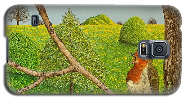 Territorial Rights Galaxy S5 Case by Pat Scott