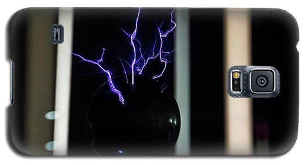 Tesla Coil 2 Galaxy S5 Case