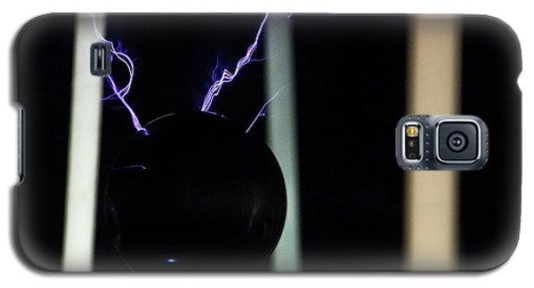 Tesla Coil 5 Galaxy S5 Case